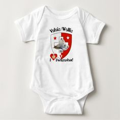 Wrap your little one in custom Baby baby clothes. Cozy comfort at Zazzle! Personalized baby clothes for your bundle of joy. Funny Baby Shirts, Funny Babies, Funny Tshirts, Personalized Baby Clothes, Personalized Shirts, Wallis, Crew Shirt, Tee Shirts, Cute Onesies