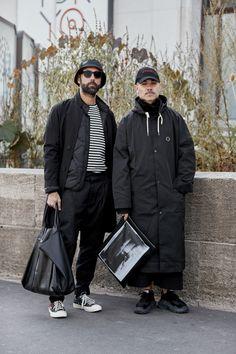 Paris Fashion Week Spring 2019 Attendees Pictures - Livingly Attendees at Paris Fashion Week Spring 2019 - Street Fashion Dope Fashion, School Fashion, Trendy Fashion, Spring Fashion, Mens Fashion, Paris Fashion, Trendy Style, Street Fashion, Men's Style
