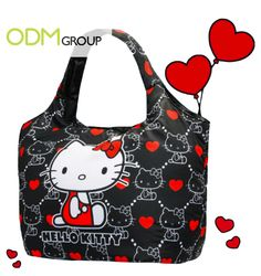 Hello Kitty Tote Bag by Sanrio – Promotional Products