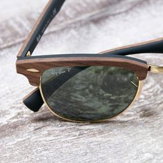 #Nature is calling // Seek out the new Wood #Clubmaster at ray-ban.com. by rayban