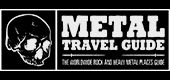 Metal travel guide- I have a few places we need to check out when we're there!