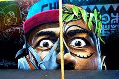 Resultado de imagen de graffitis