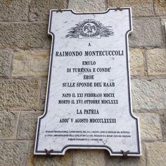 Raimondo Montecuccoli - Municipio, Pavullo nel Frignano (MO)