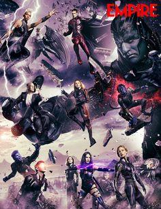 X戰警:天啟 X-Men: Apocalypse
