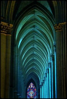 Catedral de Notre-Dame / Reims, Francia