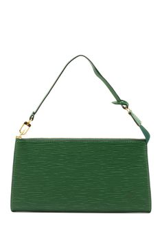 Louis Vuitton Leather Accessory Pouch