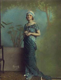 Alice Terry, 1920s @Deidra Brocké Wallace