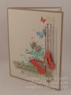 Viola's Epic Grunge by inkpad - Cards and Paper Crafts at Splitcoaststampers