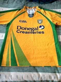 d3194a3d4377c Donegal Gaelic Football Home Jersey 2012 Children 13 to 14 Years Old GAA  Irish