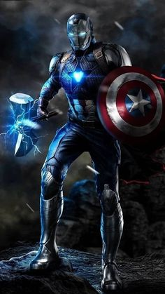 Avengers Endgame wallpaper for iOS And Android Marvel Universe Marvel Avengers, Hero Marvel, Marvel Comics Superheroes, Marvel Characters, Marvel Art, Iron Man Art, Captain America Wallpaper, Marvel Drawings, Marvel Comic Universe