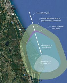 NASA F-18 Flights From Kennedy Space Center Will Produce Sonic Booms Across Brevard |