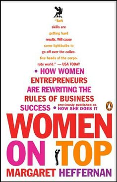 More women are starting successful businesses than ever before. But what makes women leaders different? And how can others learn to capitalize on their strengths? Through interviews with hundreds of women entrepreneurs, Margaret Heffernan discovered that women are more values-oriented, more flexible, and less ego-driven than their male counterparts....