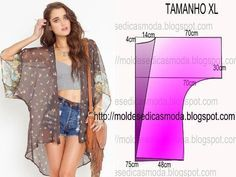 Camisola XL http://moldesedicasmoda.blogspot.pt/search?updated-max=2014-12-24T13:11:00Z