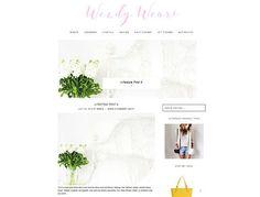 nice Wendy - Responsive Wordpress Theme CreativeWork247 - Fonts, Graphics, ...