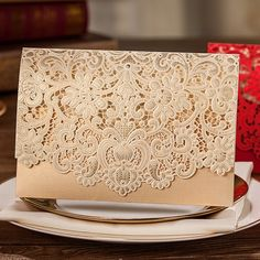 Hey, I found this really awesome Etsy listing at https://www.etsy.com/listing/222084024/80-pcs-golden-lace-wedding-invitation