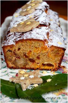 Cake aux Agrumes et Pâte d'Amande Solo