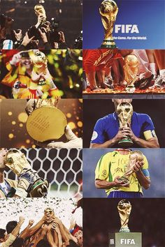 countdown to the world cup 2014 the circle of trophy. Football #pdsmostwanted