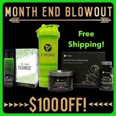 It Works! SYSTEM EXPERIENCE LIFE SHAKING RESULTS WITH THE IT WORKS! SYSTEM It Works! Other