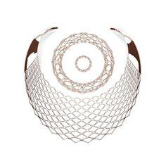 3ders.org - Canadian design trio Daniel Christian Tang break into luxury 3D printed jewelry design market | 3D Printer News & 3D Printing News
