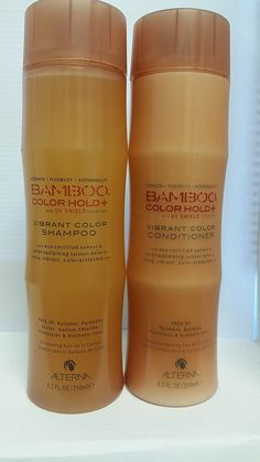 Alterna Bamboo UV Vibrant Color Shampoo and Conditioner Duo 8.5oz >>> More details can be found by clicking on the image. #hairsandstyles