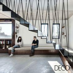 Reforma de apartamento em Israel cria espaço contemporâneo. Leia mais: