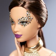 Barbie got her makeup done by the legendary, Pat McGrath. And yes, these looks will give you major beauty envy.
