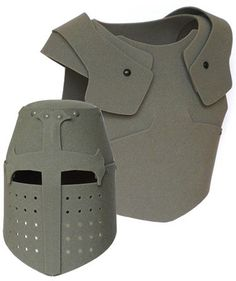Foam Kids Knight Armour Fancy Dress Costume- I want to make my own!