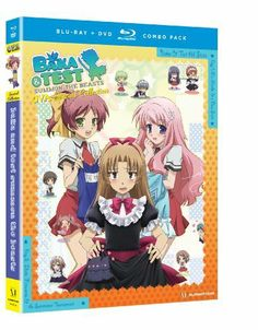 Baka & Test: Summon The Beasts OVA Special Collection (Blu-ray/DVD Combo) Blu-ray ~ Josh Grelle, http://www.amazon.com/dp/B00AFEYCLY/ref=cm_sw_r_pi_dp_.oV9sb0HQ8WH2