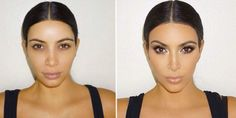 Kim Kardashian senza trucco.jpg