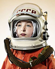 Russian space cadet.