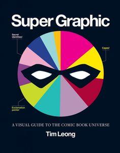 Super Graphic il mondo dei supereroi spiegato con le infografiche
