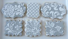 Sweet Creations by Debbie: Black and White Cookies