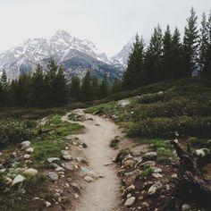 Teton Trail | Kevin Russ