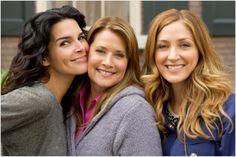 Division 1 Cafe Blog - Jane, Angela, Maura (Love These Women!)