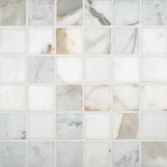 Buy Calacatta Gold Polished mosaic tiles at discounted prices. Calacatta Gold Mosaic tile used in foyer and living room. Find the largest selection of mosaic Calacatta Gold Mosaic tile on sale. Calacatta Gold Marble, Marble Mosaic, Mosaic Tiles, Wall Tiles, Calacatta Tile, Glass Tiles, Subway Tiles, Feature Tiles, Thing 1