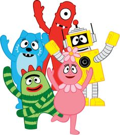 images of yo gabba gabba characters | Parents with Kids: Yo Gabba Gabba fans