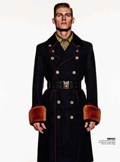 Vintage Military Jacket Men's 38 80's US Navy Dress Uniform ...