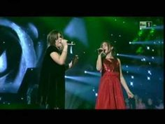 """Ti lascio una canzone 4 - Claudia Sciortino e Rita Ceccarone cantano """"Pe..."""