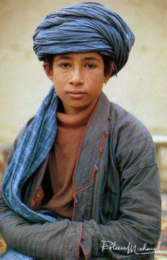 Young Afghan | ©Roland Michaud.