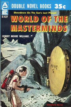 World of the Masterminds: Showdown on the sun's last planet!