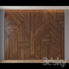 models: panel - Wall panel 05 - Home decor interests Tv Wall Panel, Wall Panel Design, Wooden Wall Panels, Wood Panel Walls, Wooden Wall Art, Wooden Walls, Wood Paneling, Wooden Wall Design, Panelling