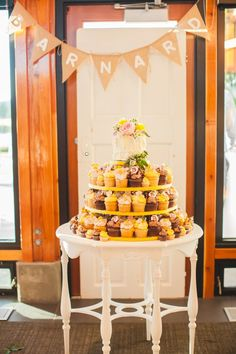 Our romantic yellow and pink elegant rustic chic wedding at Riverway Clubhouse. Wedding Planning, Decor Styling and Wedding Flowers by Niche Events. Rustic Elegance, Rustic Chic, Niche Decor, Decor Styles, Rustic Wedding, Wedding Planner, Wedding Flowers, Stylists, Table Decorations