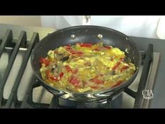The Culinary Institute of America Food Enthusiasts :: Fritatta