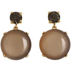 Kate Spade New York Moodstone Drop Earrings