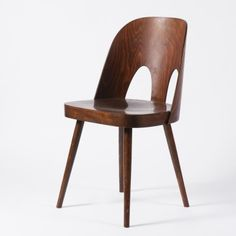 Located using retrostart.com > Dinner Chair by Unknown Designer for Ton