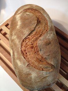 Pane al farro con lievito madre