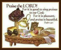 Psalm 147:1