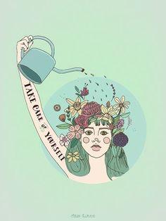 Cuídate tu misma