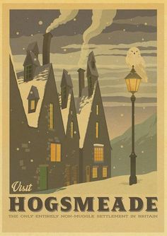 Vintage poster Harry Potter Hogwarts Express Diagon Alley Hogsmeade Kraft paper wall Movie Posters home decor Harry Potter Poster, Harry Potter Hogwarts, Harry Potter Wall Art, Imprimibles Harry Potter, Inktober, Harry Potter Cosplay, Paper Wall Art, Retro Poster, Style Vintage