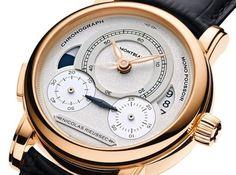 nice Montre tendance : Montblanc Homage To Nicolas Rieussec watch...